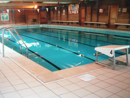 Kent College Pool